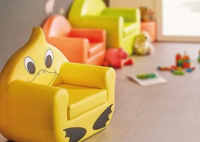 Sofa Kid's Petits monstres