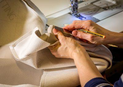 Un atelier artisanal et français
